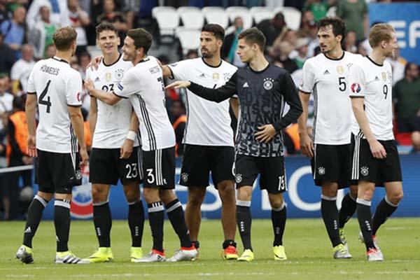 Timnas Jerman, favorit juara Piala Konfederasi 2017 - Reuters/Christian Hartmann