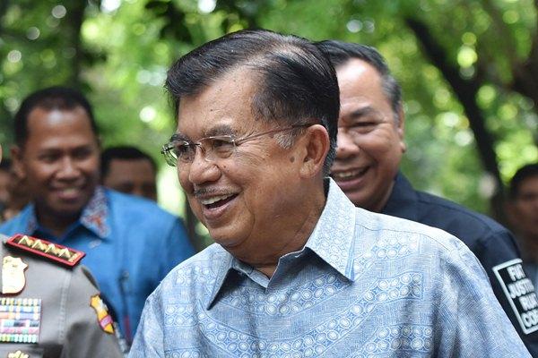 Wakil Presiden Jusuf Kalla. - Antara/Wahyu Putro A