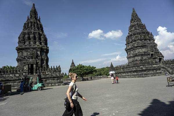 Liburan Obama Dikabarkan Juga Kunjungi Keraton Yogyakarta Candi Prambanan Candi Borobudur Taman Tebing Breksi Kabar24 Bisnis Com