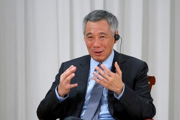 Perdana Menteri Singapura Lee Hsien Loong - Reuters