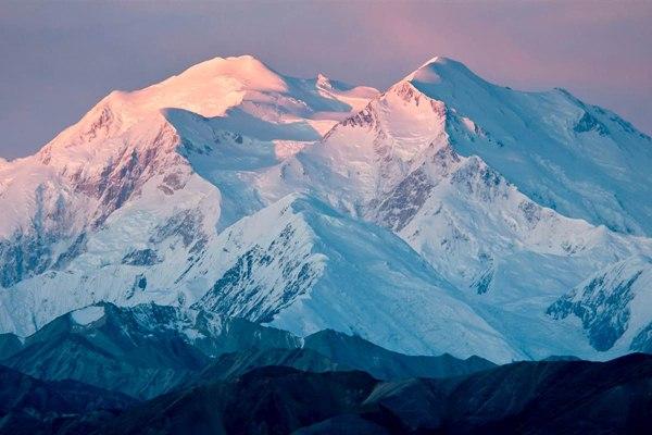 Gunung McKinley atau Gunung Denali - NBC