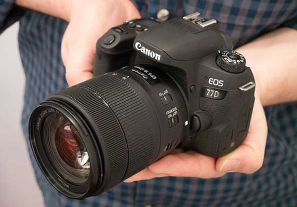 DSLR Canon EOS 77D - Digital Photography Review