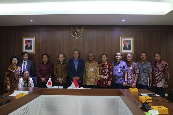 Penandatanganan Kontrak Sistem Pengolahan Limbah Terpusat Zona 1 Jakarta - Istimewa