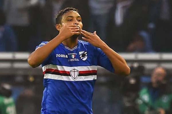 Luis Muriel - Twitter Sampdoria