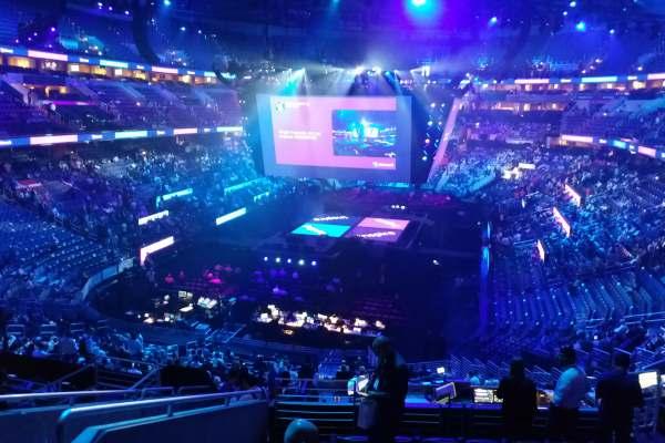 Suasana Microsoft Inspire 2017