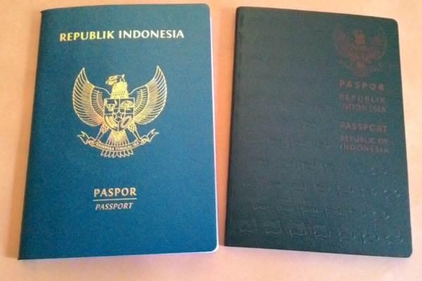 Ilustrasi paspor - depok.imigrasi.go.id