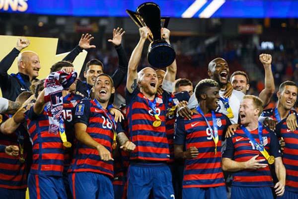 Amerika Serikat juara Piala Emas 2017 - Reuters