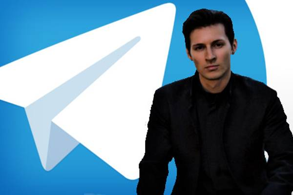 Pavel Durov - telegramgeek.com