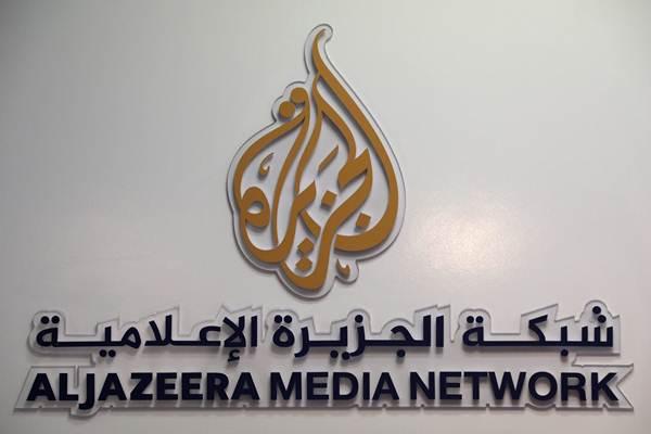 Logo Al Jazeera Media Network - Reuters