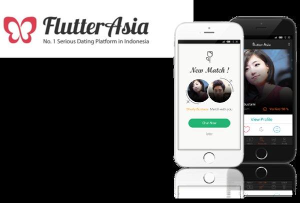 Aplikasi Kencan Online Flutter Asia Bidik Generasi ...