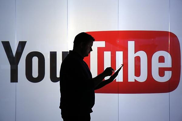Ilustrasi YouTube. - Bloomberg/Chris Ratcliffe