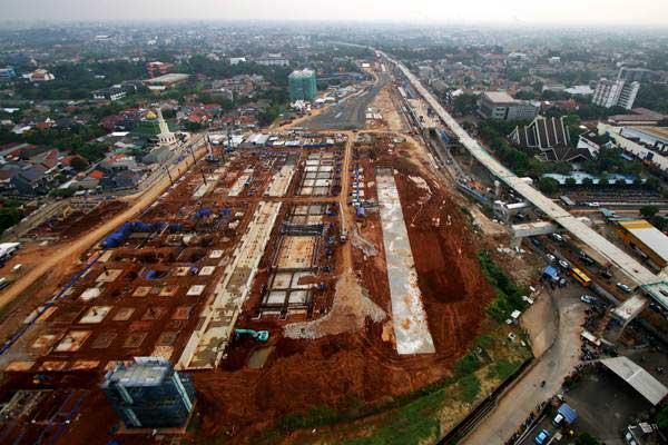 Pinjaman Dana MRT Rp25 Triliun Disetujui