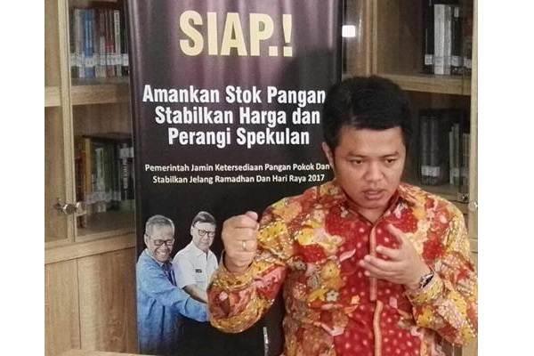 Ketua KPPU Syarkawi Rauf - Bisnis.com/Deliana Praditasari