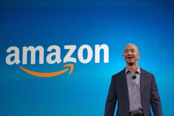 Founder Amazon Jeff Bezos - Geekwire