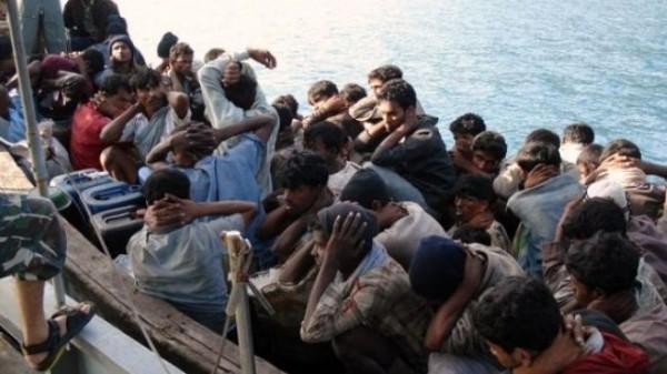 Pengungsi Rohingya.  - Bisnis.com