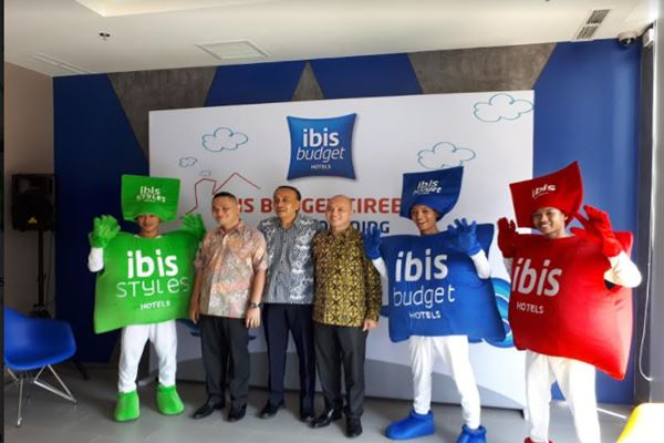 Hotel Ibis hadir di Cirebon. - .Bisnis/Amanda K. Wardhani
