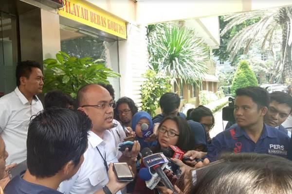 Direktur Reserse Kriminal Khusus Polda Metro Kombes Adi Deriyan. - Bisnis.com/Juli Etha