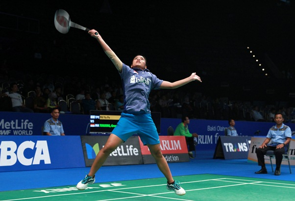 Gregoria Mariska - Badminton Indonesia