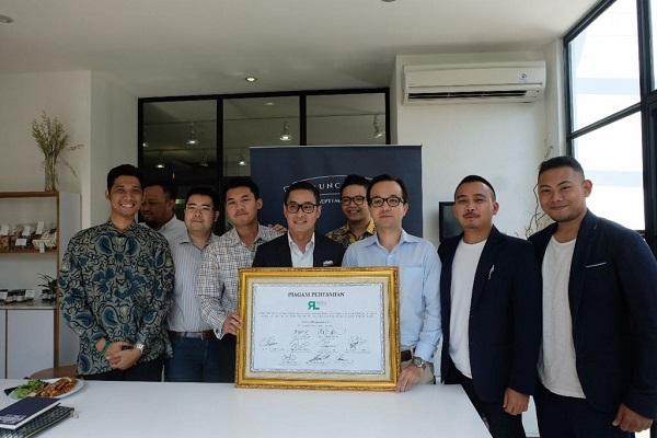 Pengurus asosiasi Indonesian Regtech and Legaltech Association (IRLA)  - Istimewa