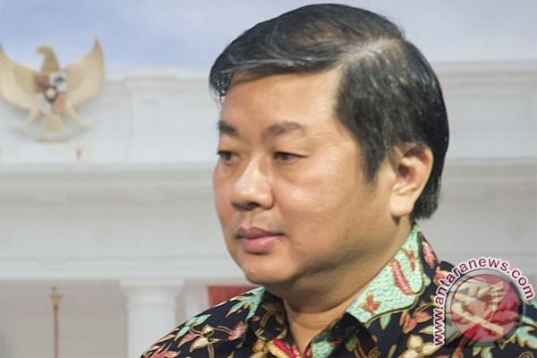 Adhi S. Lukman, Ketua Gabungan Pengusaha Makanan dan Minuman Indonesia (Gapmmi). - Antara