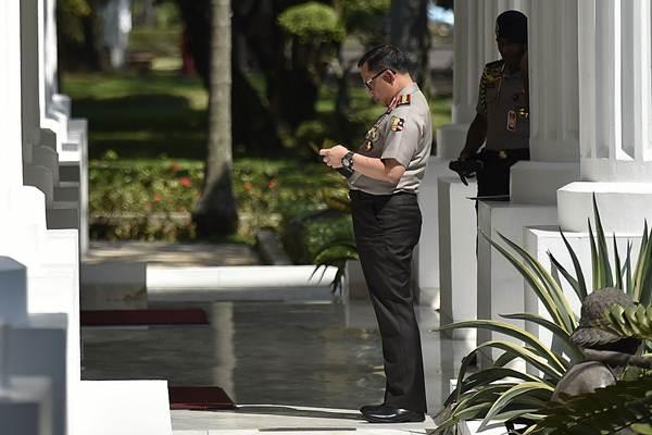 Kapolri Jenderal Pol. Tito Karnavian - Antara/Puspa Perwitasari