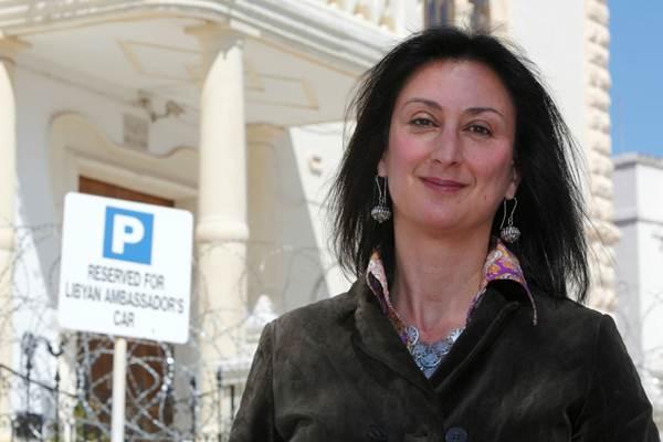 Daphne Caruana Galizia - Reuters/Darrin Zammit Lupi