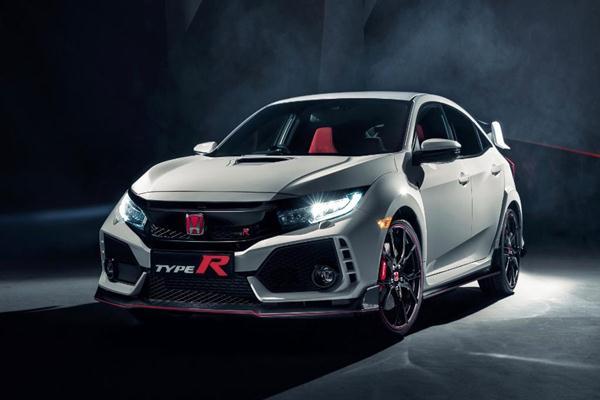 10 Civic Type R Perdana Diserahkan Kepada Konsumen Honda ...