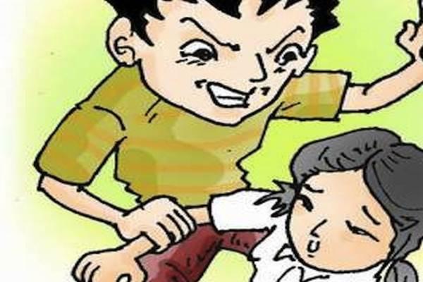 Ilustrasi kekerasan pada anak - Antara