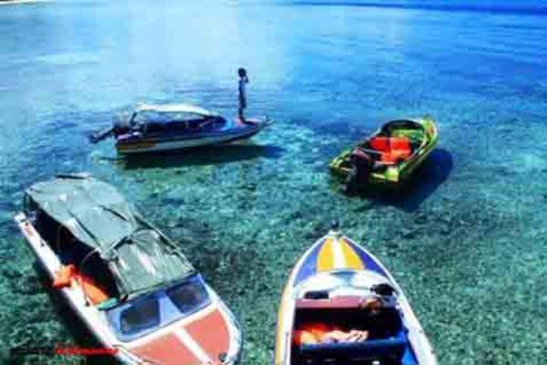 Ilustrasi - Wisata bahari Anambas