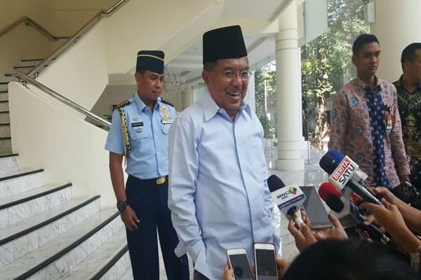 Wakil Presiden Jusuf Kalla. - Setwapres