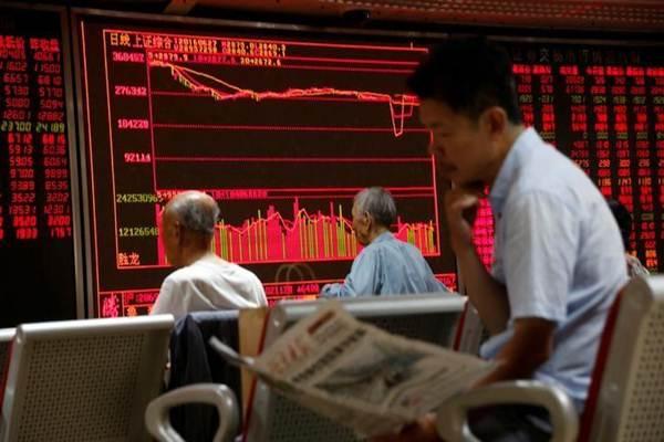 Bursa Korea Selatan - Reuters