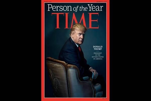 Majalah Time - Time Magazine