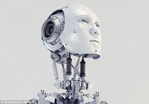 Robot Sam - Daily Mail