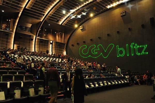 CGV Blitz. - .youtube