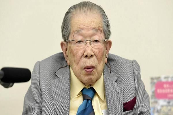 dr Hinohara - cnbc