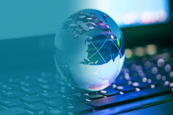 Ilustrasi koneksi global - Istimewa