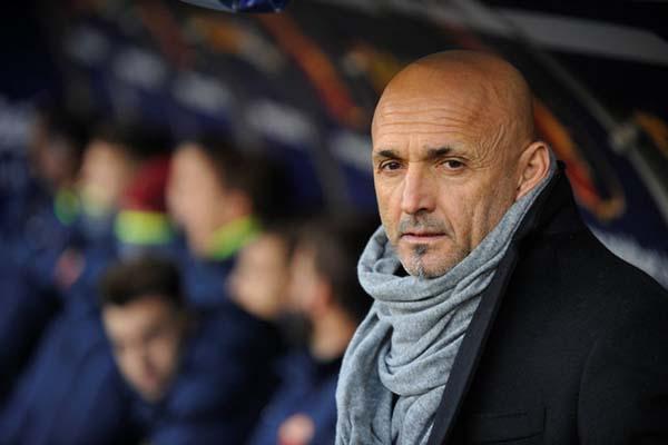Luciano Spalletti - Reuters/Giorgio Perottino