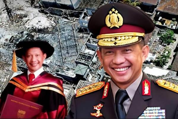 Kapolri Jenderal Pol. Tito Karnavian - Humas Polri