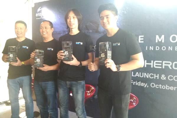 Peluncuran GoPro HERO 6 di Indonesia - Istimewa