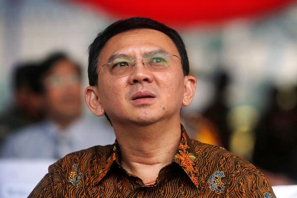 Basuki Tjahaja Purnama atau Ahok. - Reuters/Beawiharta