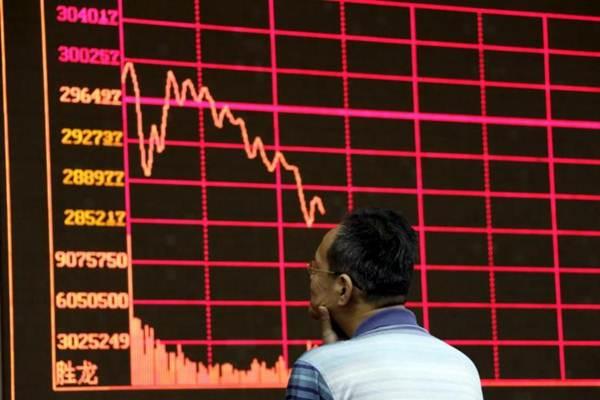 Bursa China - Reuters
