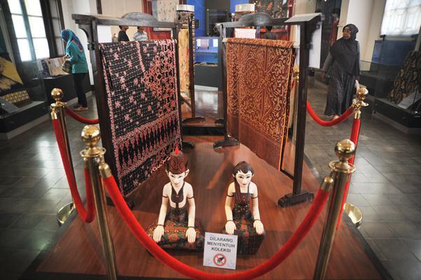 Museum Batik Pekalongan - Antara