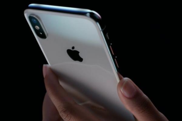 iPhone X - Antara