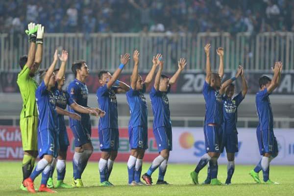 Persib Bandung - Antara/Sigid Kurniawan