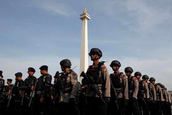 Polisi - Reuters