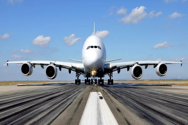 Pesawat Airbus - Istimewa