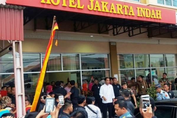 Ini Fasilitas Kamar Presiden Jokowi Saat Menginap Di Hotel Bintang 2 Kabar24 Bisnis Com