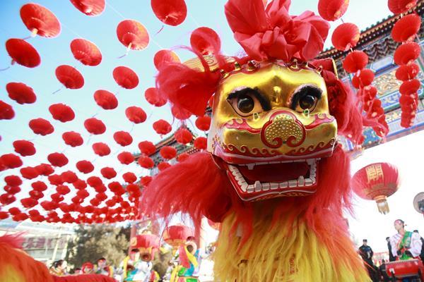 Ilustrasi - Perayaan Tahun Baru Imlek di China - Reuters
