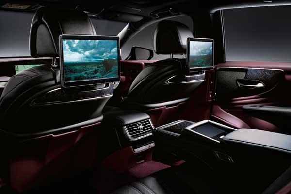 Lexus Ls 500 Beri Gairah Baru Pasar Sedan Premium Otomotif Bisnis Com