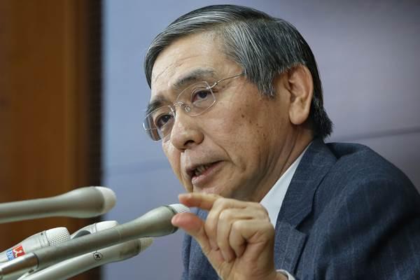 Haruhiko Kuroda - Istimewa